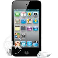 "Apple iPod Touch 4th Gen 8GB 3.5"" Touchscreen Wi-Fi"