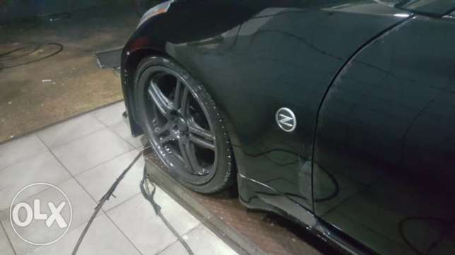 "20"" inch original xxr502 for sale fits on 350Z and G35 with new tires"