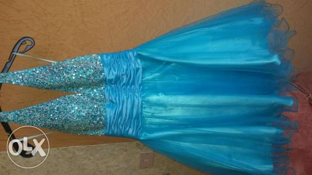 A blue dress for you girls (age :15)