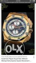 AP best audemars piguet michael schumacher replica