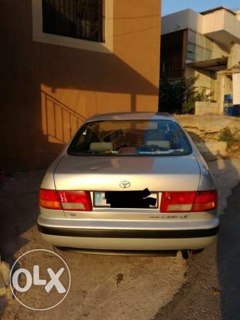 Toyota carina E 1996 gd condition for sale الغازية -  2