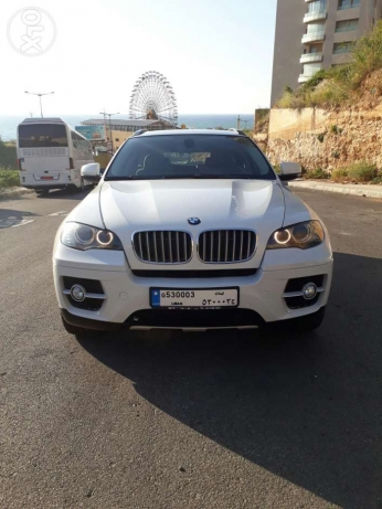 BMW X6 V8 Look ///M Fully loaded German origin