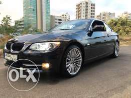 Bmw 320i Convertible 2011