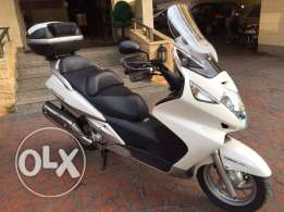 Motorcycle 5850$ silverwing