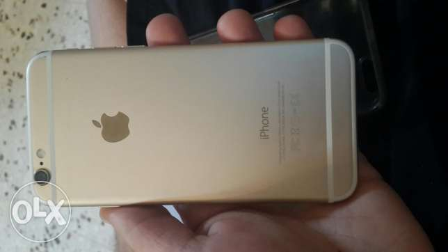 Iphone 6 64gb trade on s7 edge gold aw silver راس  بيروت -  2
