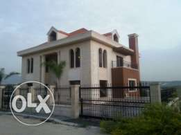 Villa, 900 m land, 600 m Garden, 600 m construction, 3+1 floors