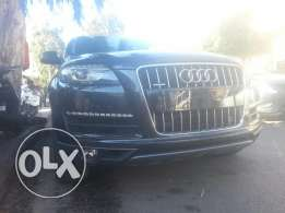 Audii Q7 model 2013 at 38000$