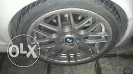 BMW E46 M3 CSL Rims for sale