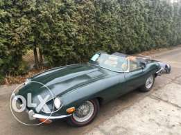 Jaguar E-type II