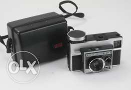 KODAK INSTAMATIC X-45 WITH CASE vintage + used flash good condition