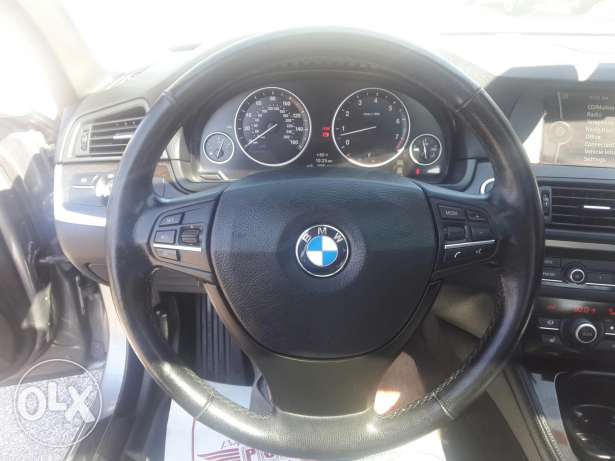 BMW 535i 2011 Ajnabiye Premium package خارقة جبيل -  6
