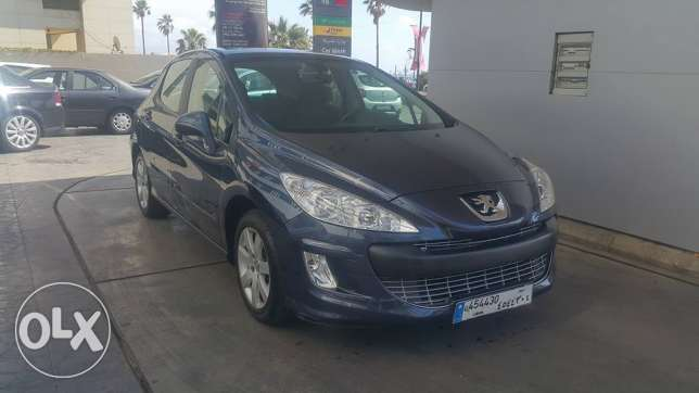 Amazing Peugeot 308//2008 full option one owner/3 months guarantee