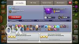 coc for saleee