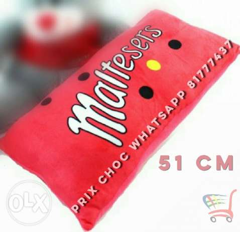 Fashion Maltesers Cushion