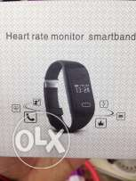 Heart rate monitor smart band