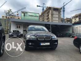 Bmw X6 3.5i V6 2008 black on black, Sport pack, Full !!!