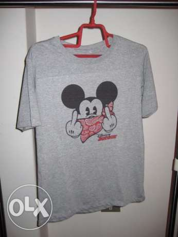 shirt mickey mouse for sale new