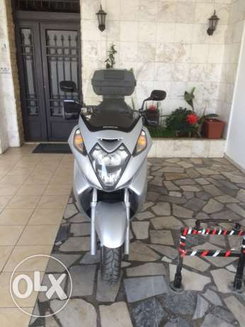 silver wing 600cc