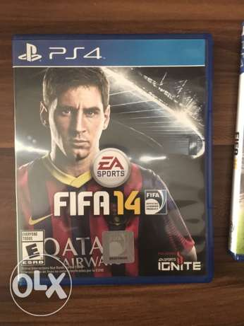 Fifa 14-15-16 on ps4