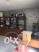 shop for Rent in Mazraat Yachouh