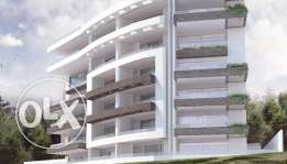 Under Construction Apartment 195 m2 in Zouk Mosbeh.