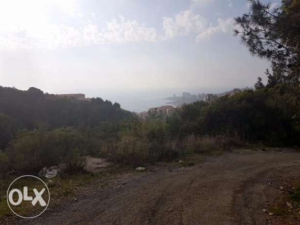 1187 m2 and 1520 m2 lands for sale in Chnaniir (unblocked panoramic se