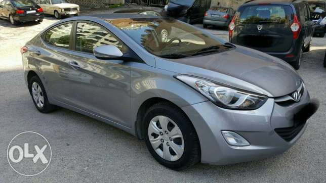 50,000 KM Only // Elantra 2014, Brand Fully Loaded NEW