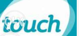 touch خط