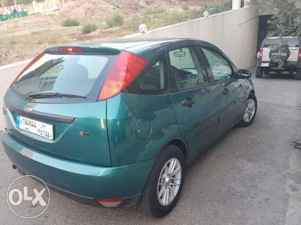 Ford Focus in very good conditions بعبدا -  1