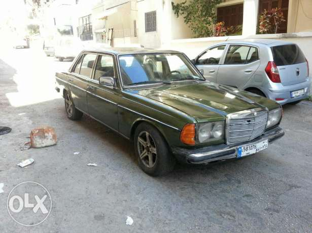 Mercedes 230 3alaya motar bmw boy الصالحية -  3