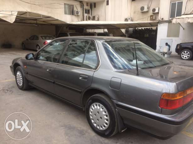 Honda accord model 90 ac auto hydrolic ktir ndife المعرض -  5
