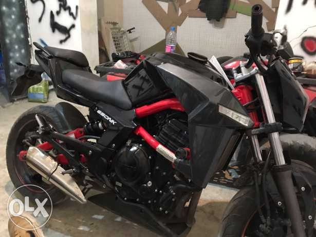 Very good condition mod 2012 Motorcycles