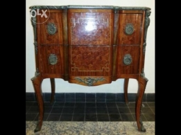 Beautiful Antique Console for sale