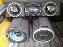 Full sound system excellent condition like new