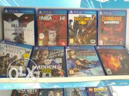 Used PS4 Games - Delivery Available