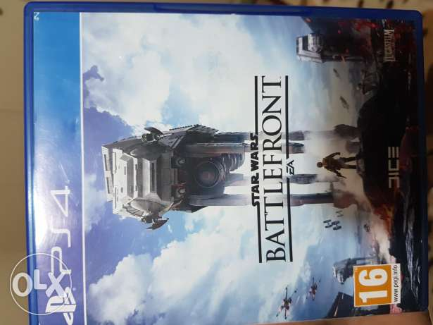 For trade battlefront ps4 game
