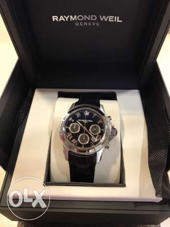 Raymond Weil Parsifal Brand New - Automatic