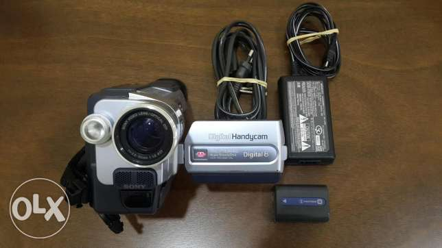 Sony digital handycam DCR-TRV355E PAL