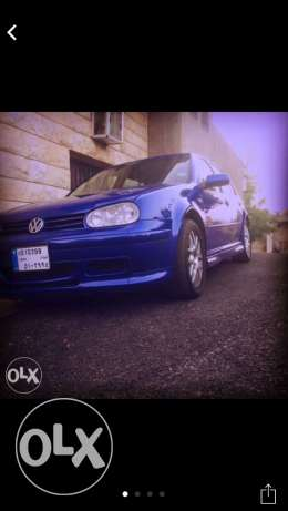 Golf 4 / 1.8Turbo