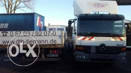 Atego 1328 new from Germany