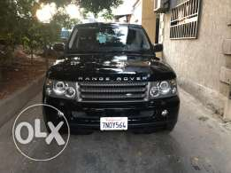 Range Rover Sport HSE Model 2008 Black In Black