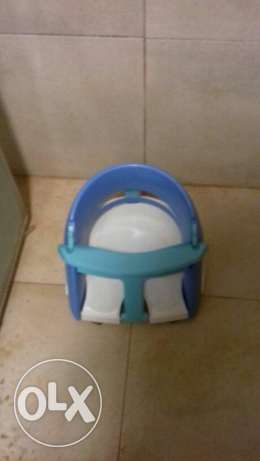Shower chair for both back a douché et baignoire فردان -  3