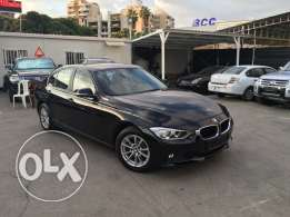 BMW 320 Black 2012 Fully Loaded in Showroom Condition!