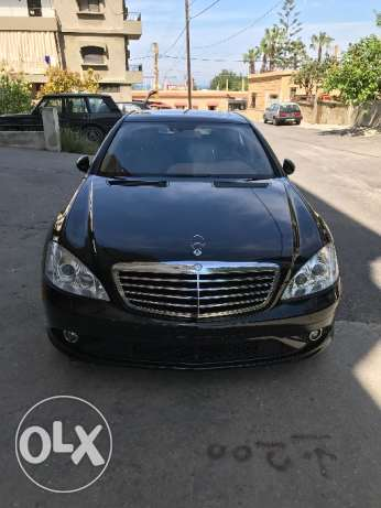 2008 mercedes S550 Very clean