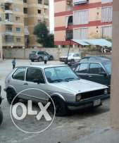 Golf 1 for sell