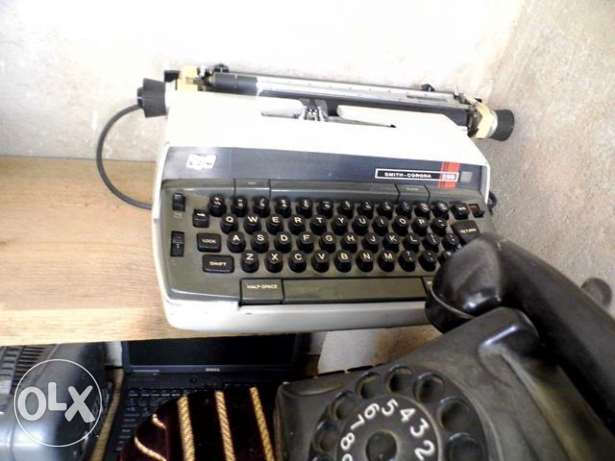 Any typewriter for $ 35 and two for $ 60