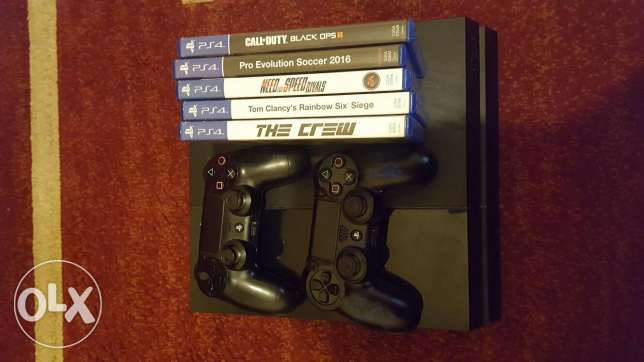Ps4 for sale..used but still great and clean