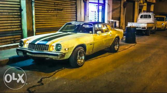 Camaro second generation 1975 برج حمود -  6