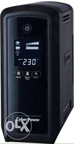 CyberPower CP900EPFCLCD Backup UPS PFC Pure Sinewave 900VA