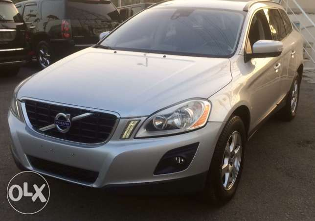 Volvo XC60 T6 2009 Silver In Black
